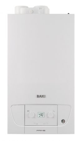Baxi Prime 24 ERP kond. fali kombi gázkazán 24 kW
