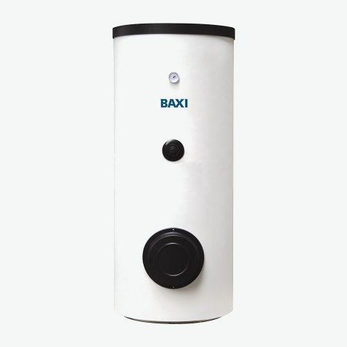 Baxi UBVT 300 DC HMV tároló 2 hőcserélővel