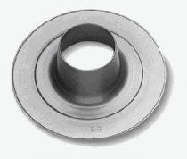 Baxi 100 mm lapos tető átvezető idom  KHG714036710