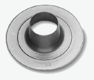 Baxi lapostető átvezető 160 mm  KHG714104810