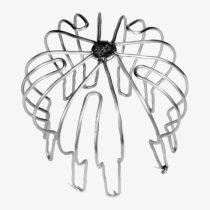 Tricox inox madárvédő rács 110-120-130 mm  MR2