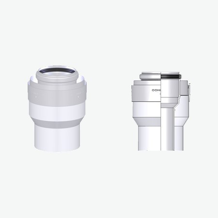 Tricox PPs/alu bővítő 80/125 mm-110/150 mm  PBÖ6000