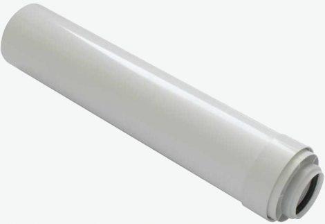 Tricox PPs/alu cső 60/100 mm hossz 1000 mm  PACS507C