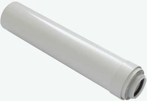 Tricox PPs/alu cső 80/125 mm hossz 1000 mm  PACS607C