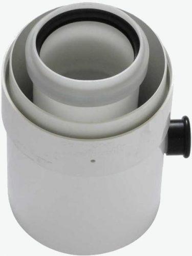Tricox PPs/alu kondenzátum leválasztó 60/100 mm  PAKL50