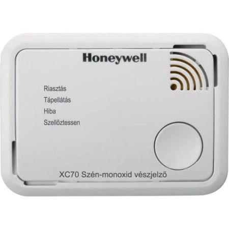 HONEYWELL XC70  SZÉN-MONOXID VÉSZJELZŐ  /EN50291/