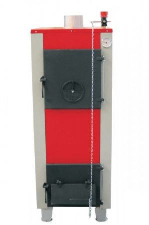 Concept szilárd tüzelésű állólemez kazán 22-26 kW