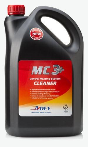 Adey MC3+ tisztító folyadék, 1250 l vízhez, 5 l