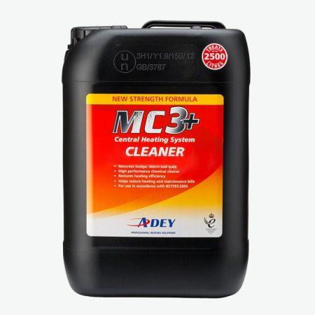 Adey MC3+ tisztító folyadék, 2500 l vízhez, 10 l