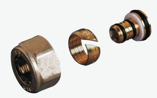 LUXOR D18*2mm TP97 ötrétegű cső csatlakozó (M24x19) 11-67821814
