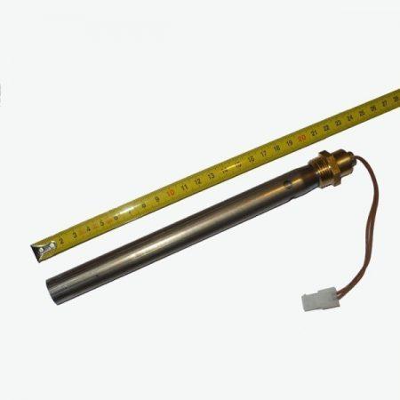 Ferroli pellet gyújtóellenállás + hüvely SUN P7, P12 739833292