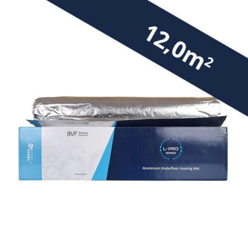BVF L-PRO fűtőszőnyeg 100 watt/m2 /  12 m2