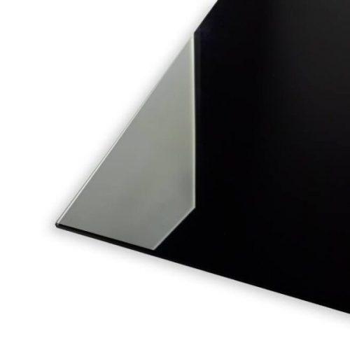 BVF PG 800 INFRAPANEL Fekete üveg keret nélküli 1200x600x25 800W IP44