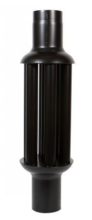 KOL. Fekete hődob  120/1000 mm 120/650 mm
