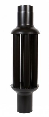KOL. Fekete hődob  130/1000 mm 130/650 mm