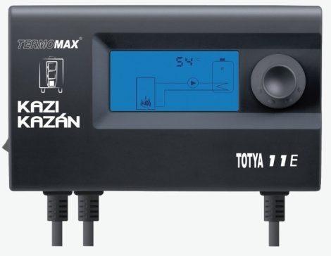 K. Totya fűtésrendszer vezérlő egységcsomag (E11E) (Kazi)
