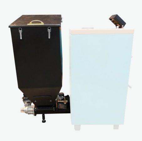 TERMOMAX Adagolós égőfej csomag (Tégla 25-35 kW égőfej, vent.,vezérlő, tartály)