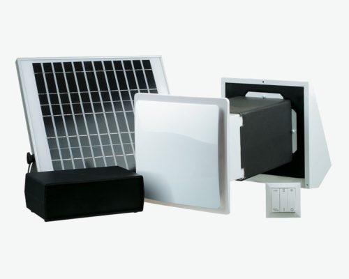 Vents Twin Fresh SA 60 PRO SOLAR vezérléssel