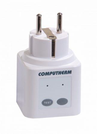 COMPUTHERM Q2RF rádiófrekvenciás kapcsolójel továbbító dugalj