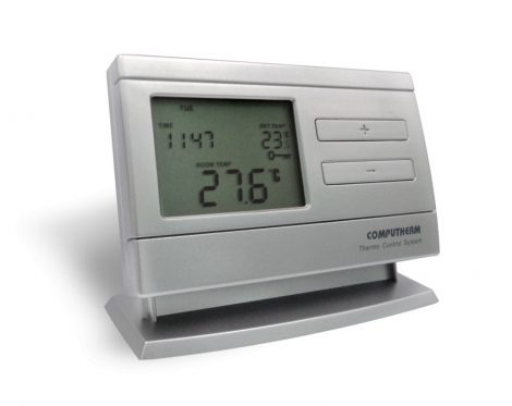 COMPUTHERM Q8RF (TX) vezeték nélküli programozható termosztát VEVŐ NÉLKÜL