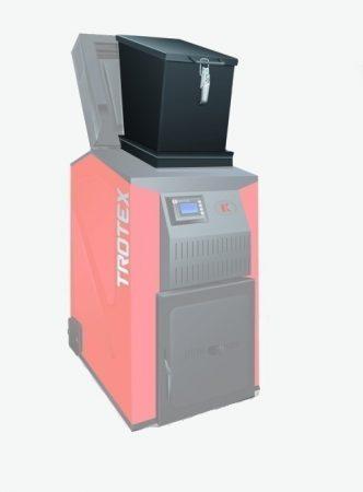 TROTEX Kiegészítő tüzelőanyag tároló 20-50kW