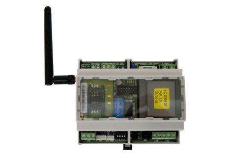 EDILKAMIN GSM Plus telefonos csatlakoztatás  1035210